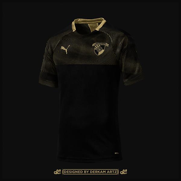 Göztepe SK - Third Kit (2019/20)