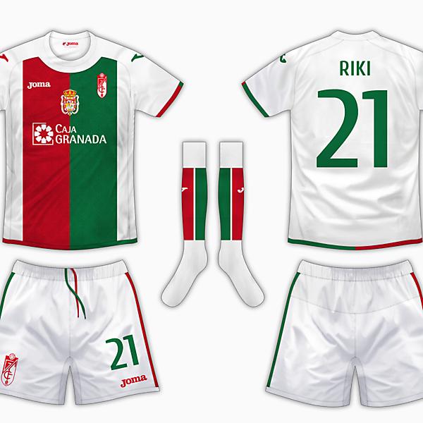 Granada CF Away Kit - Joma