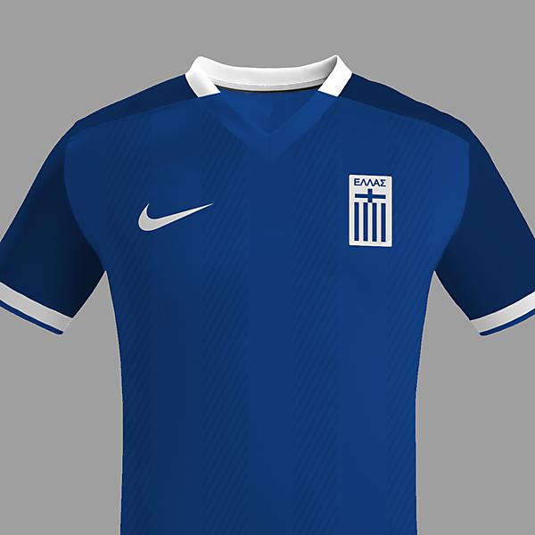 Greece 15-16 Away Kit