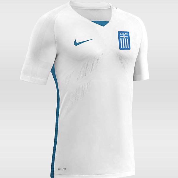 Greece 16-17 Home Kit