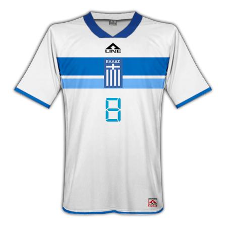 World Cup 2010 - Greece