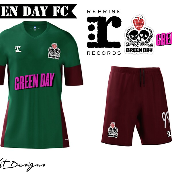 GREEN DAY FC (Fantasy Kit)