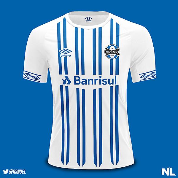 Grêmio FBPA - Away Kit Concept