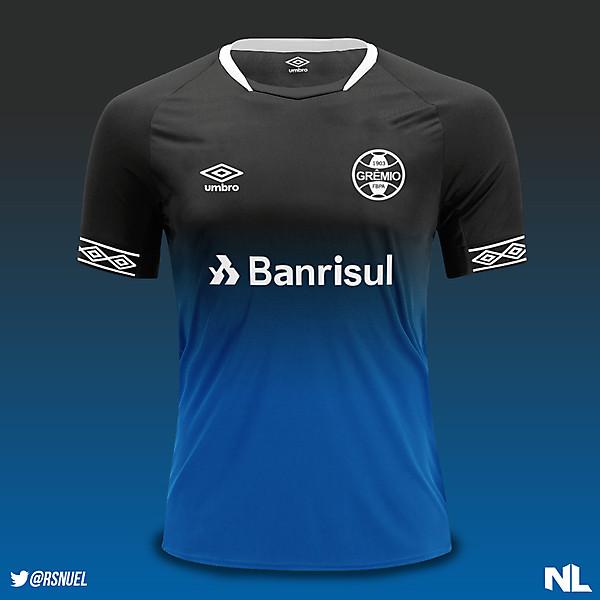 Grêmio FBPA - Third Kit Concept