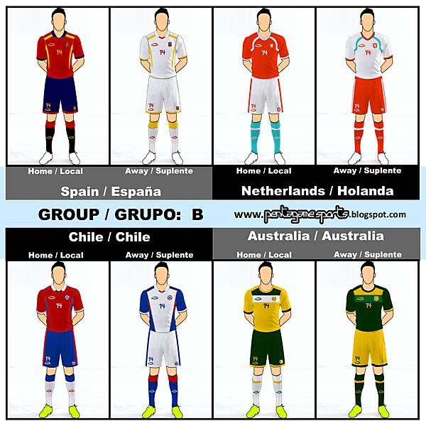 Group / Grupo:  B