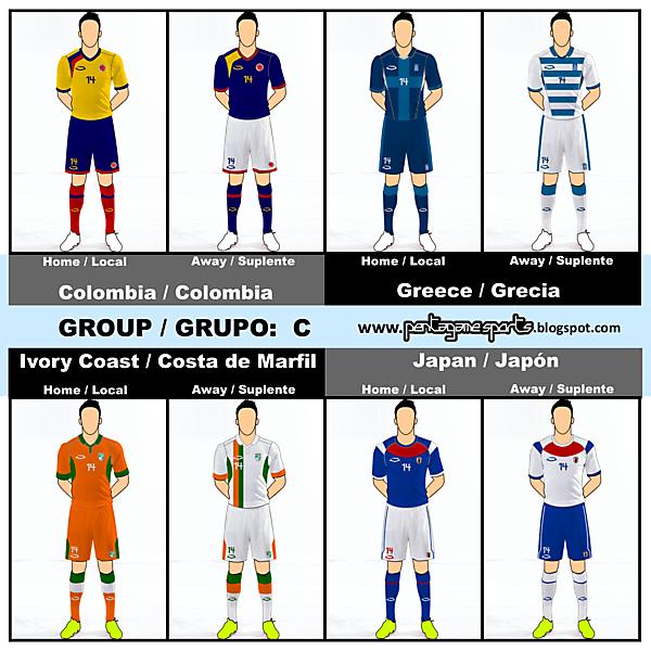 Group / Grupo:  C