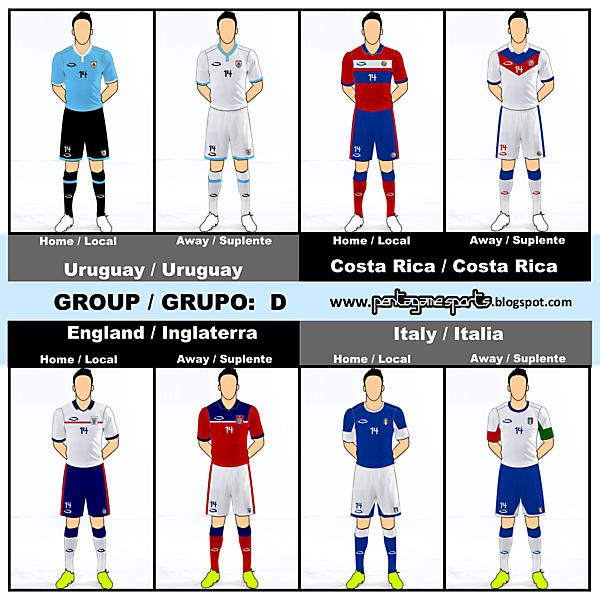 Group / Grupo:  D