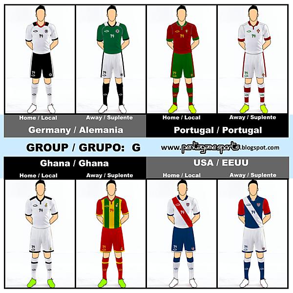 Group / Grupo:  G