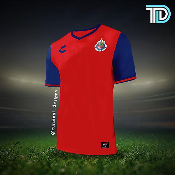 Guadalajara Charly Third Kit Concept