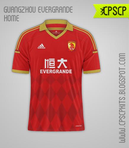 Guangzhou Evergrande Home