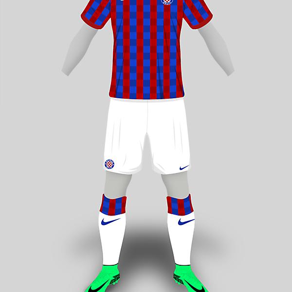 Hajduk Away Nike