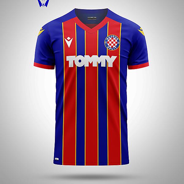 Hajduk Split - home