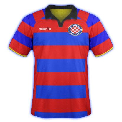 Hajduk Split Away