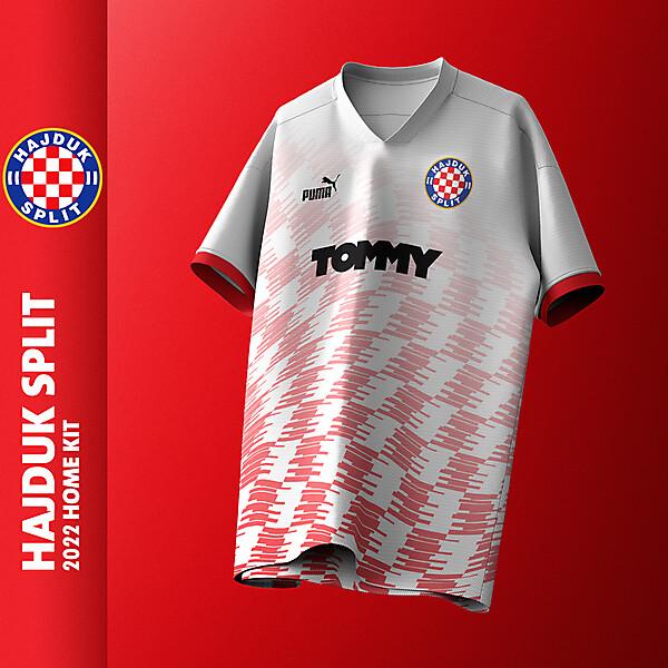 Hajduk Split X Puma   Away kit