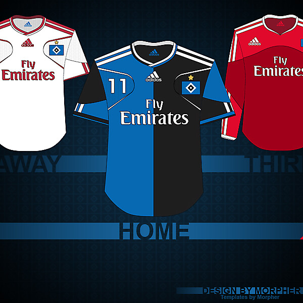Hamburger SV Fantasy Set