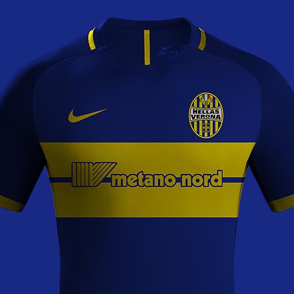 Hellas Verona - Nike Away
