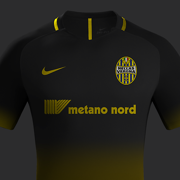 Hellas Verona - Nike Third