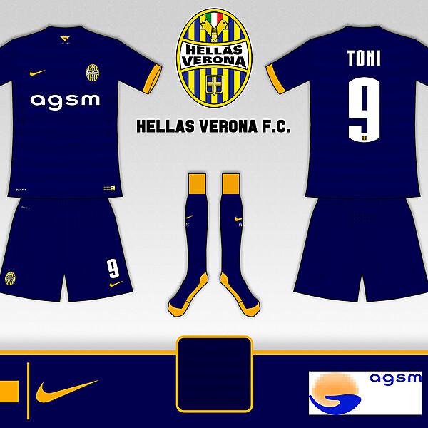 Hellas Verona F.C. Home
