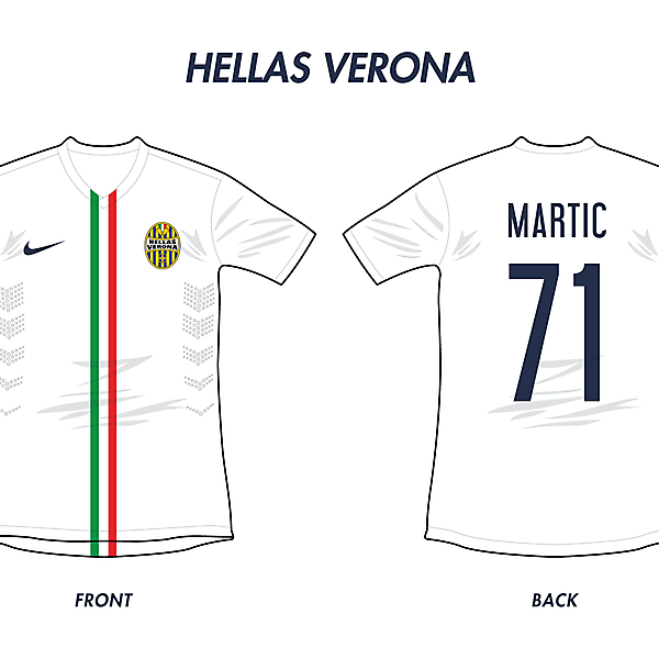 Hellas Verona Third