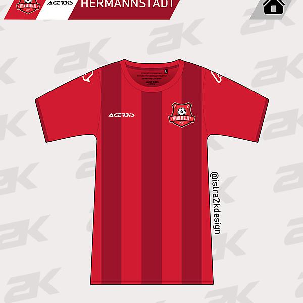 Hermannstadt x Acerbis - Home