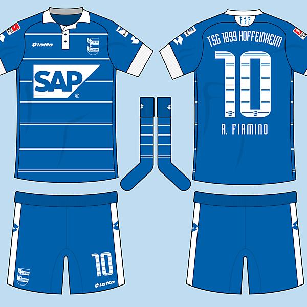 Hoffenheim Home Kit
