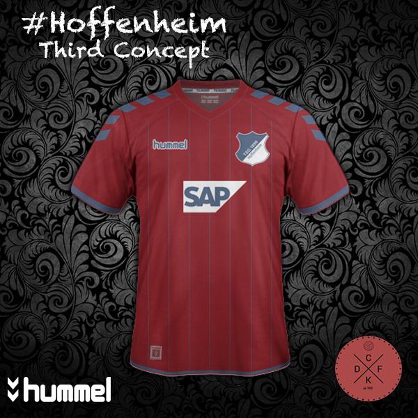 Hoffenheim Third Hummel Concept