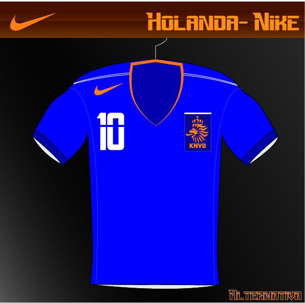 Netherlands Away Nike