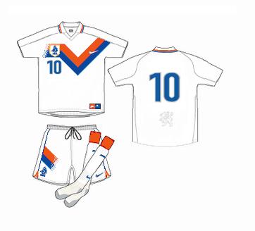 Netherlands Retro Kit