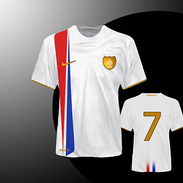 Fantasy Holland away