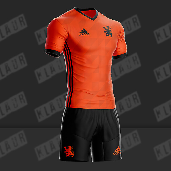 Holland retro style home kit concept