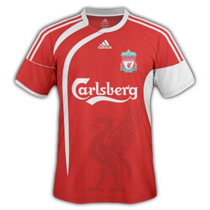 Liverpool [ENG] - Adidas -Home