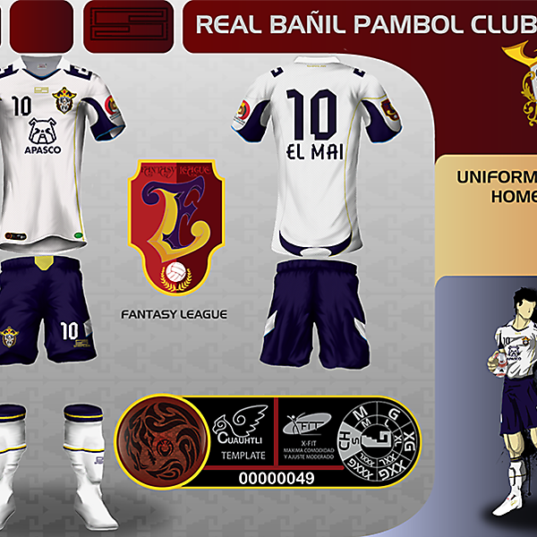 Real Bañil Pambol Club