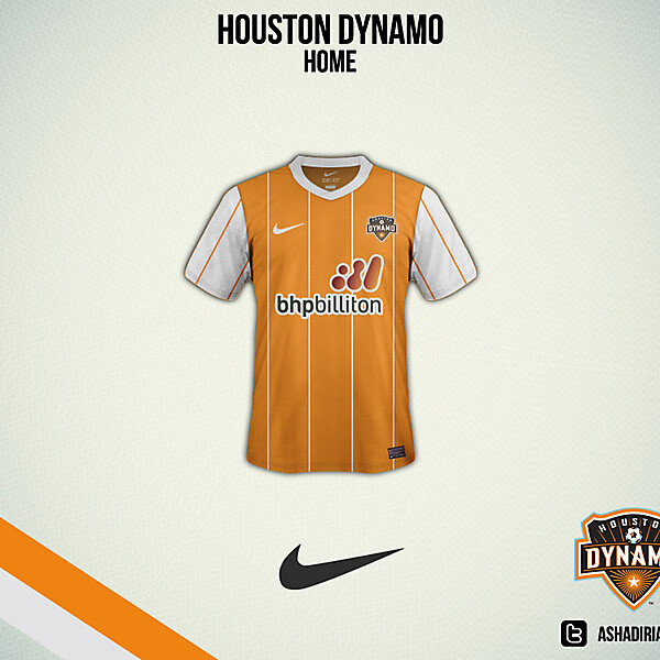 Houston Dynamo Nike