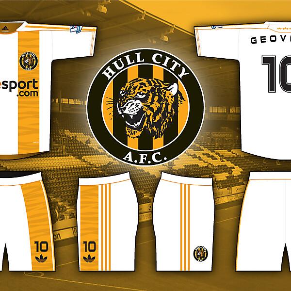 Hull City Away Kit