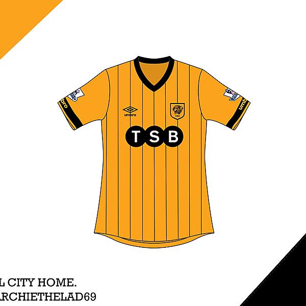 Hull City.
