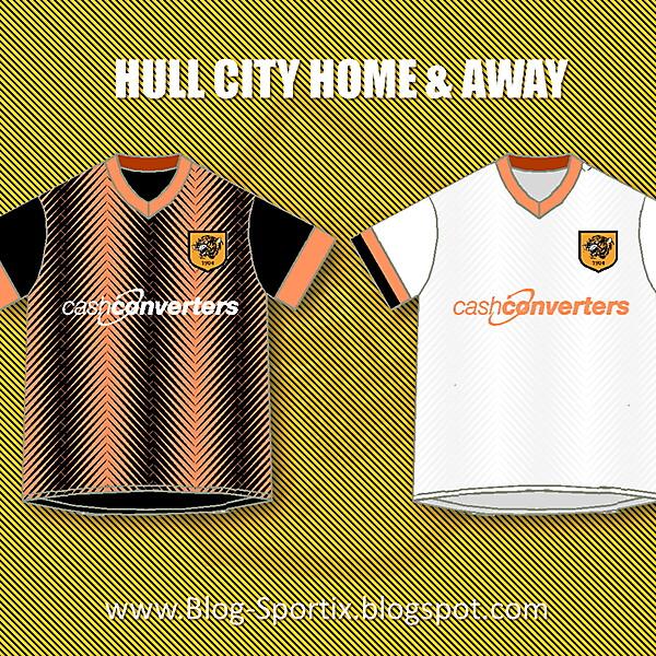 Hull City FC Home & Away