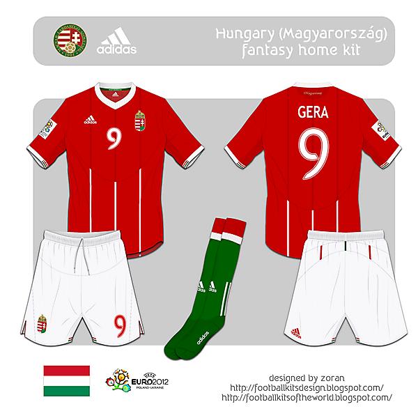 Hungary fantasy home