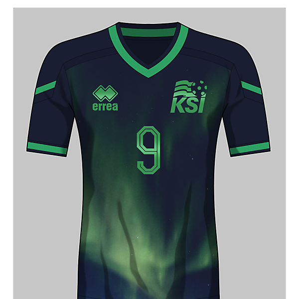 Iceland Third Kit