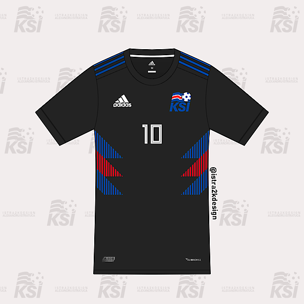 Iceland x Adidas