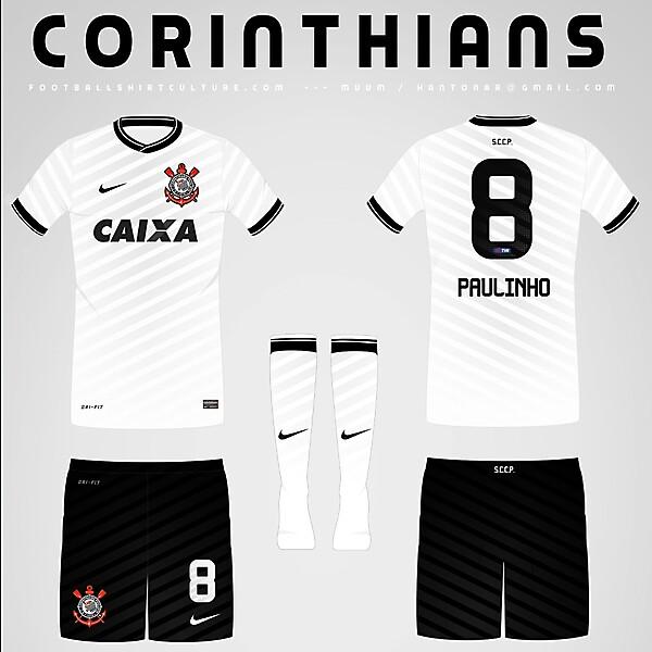 Corinthians Home