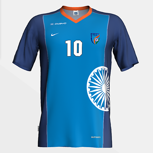 India Football Home Concept