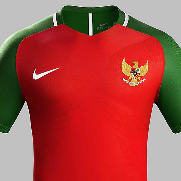 Indonesia 2016/2017