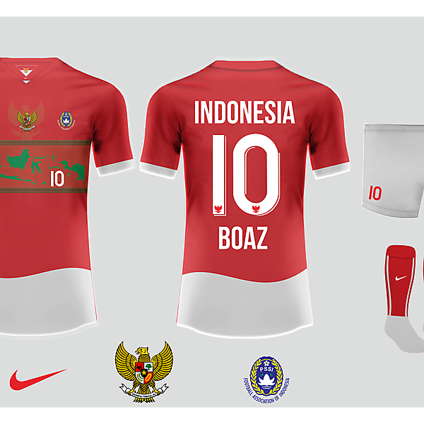 INDONESIA fantasy kit 2014-15