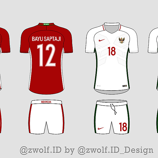 Indonesia Kits 2016/2017 Prediction