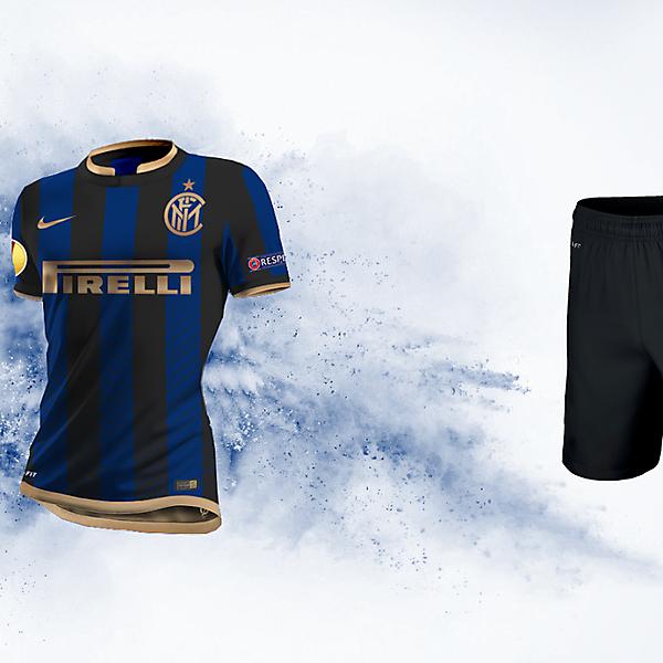 Inter 15/16 Home Kit Design