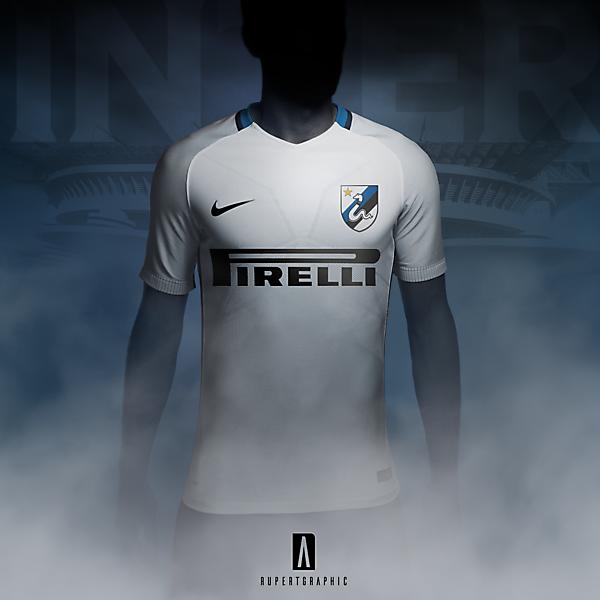Inter 2017/18 Nike - Rumors