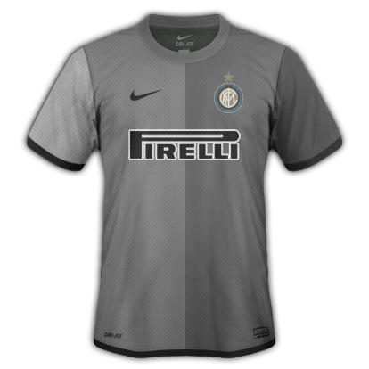 Inter fantasy kits with Nike
