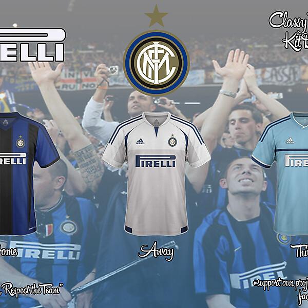 Inter Adidas Concept 15/16