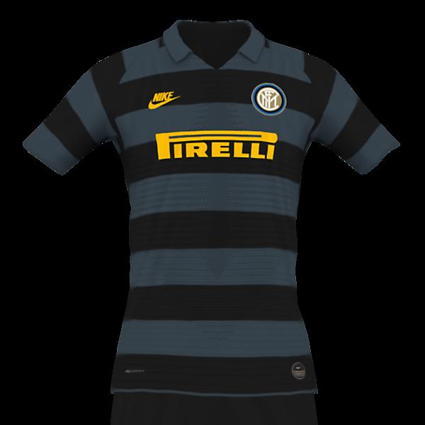 Inter Away Concept