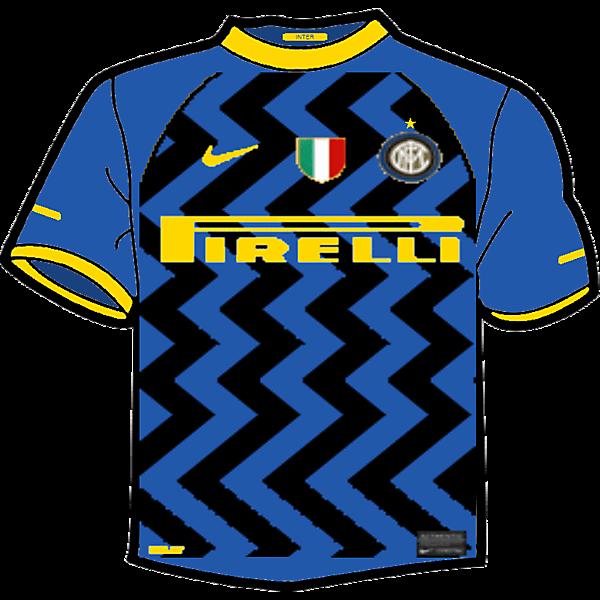 Inter Milan Fantasy Home